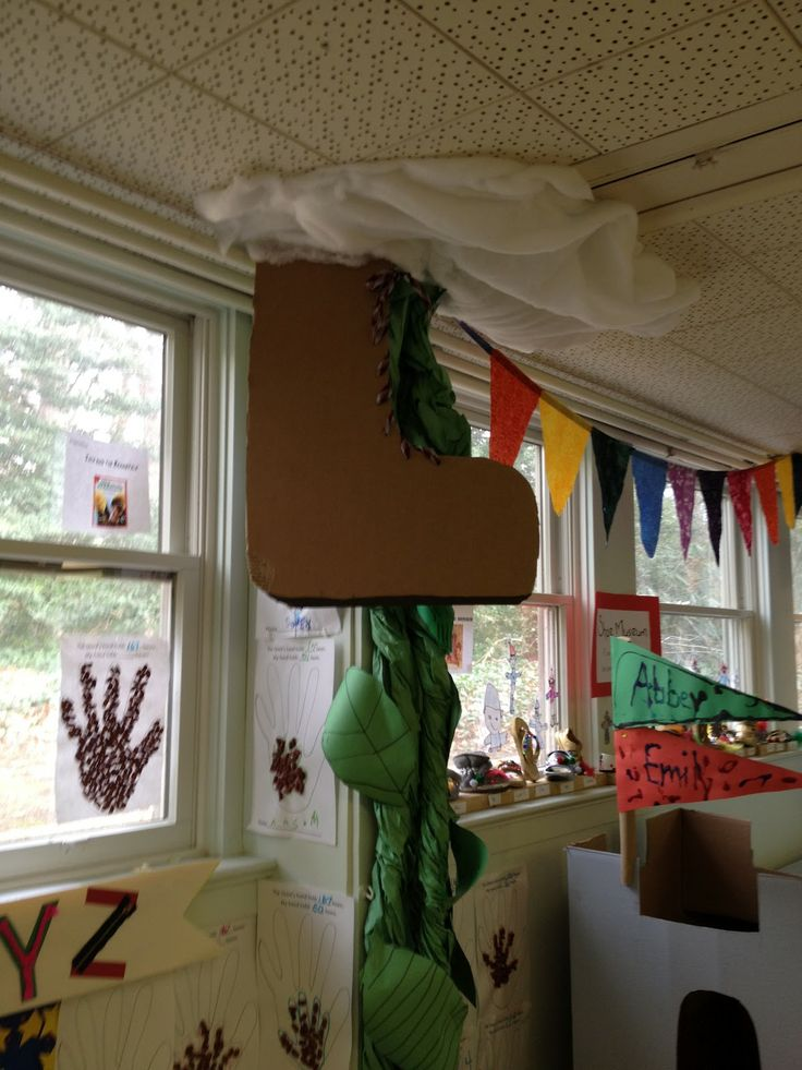 Mrs. Goff's Pre-K Tales: Fairy Tales - Jack and the Beanstalk