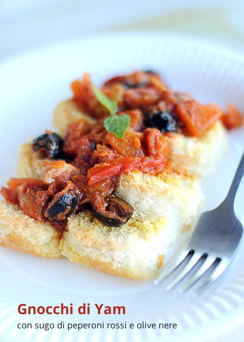 Gnocchi and Olives on Pinterest