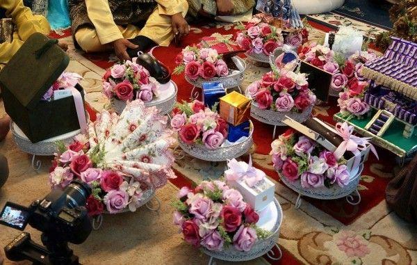 bisnis hantaran pengantin