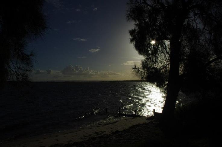 #bribieisland #sunset