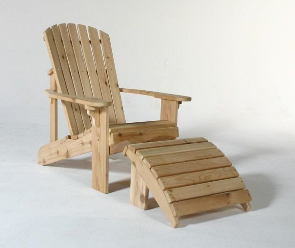 Adirondack Rocking Chair Plans Free Download Pdf: Adirondack Chair Stool Plans In 2020