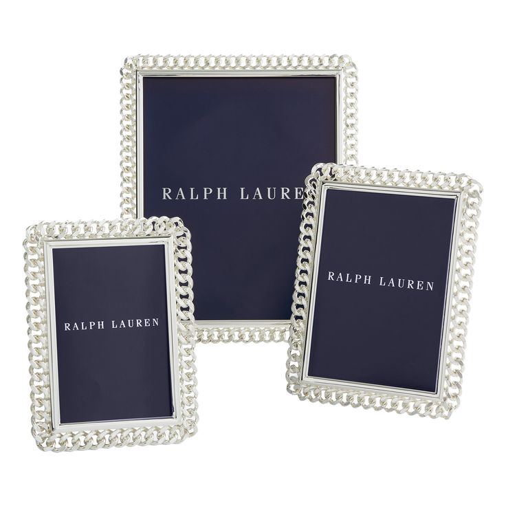Buy Blake Frame by Ralph Lauren Home - Made-to-Order designer Accessories from Dering Hall's collection of Traditional Decorative Objects.