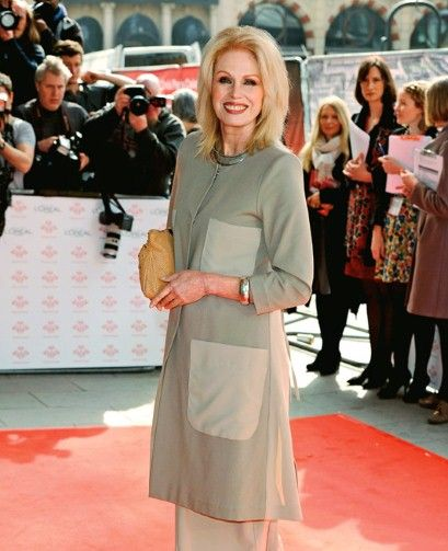The Knowledge: Joanna Lumley on how to do classic chic - Telegraph