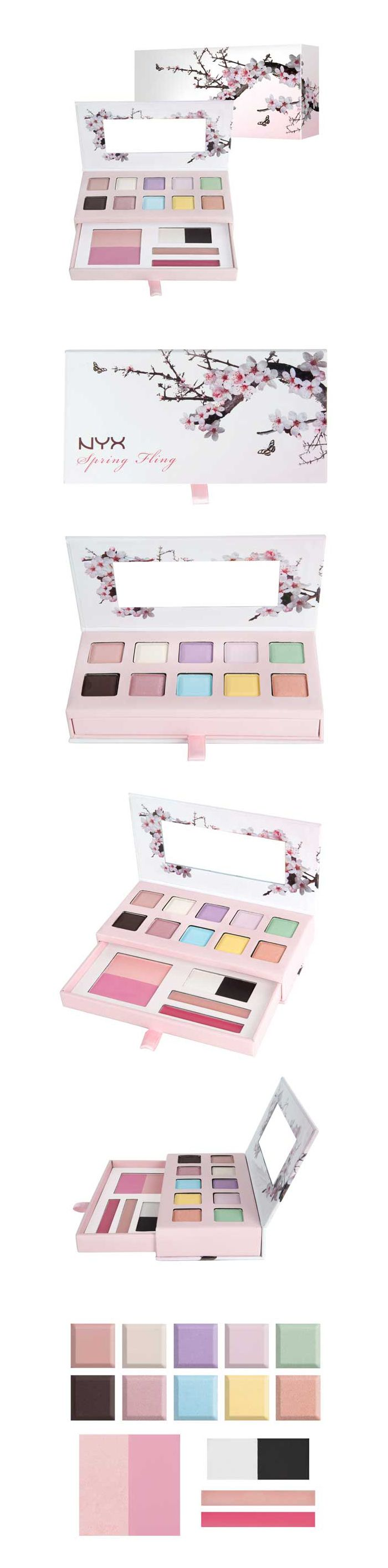 NYX Spring Fling | NYX Cosmetics