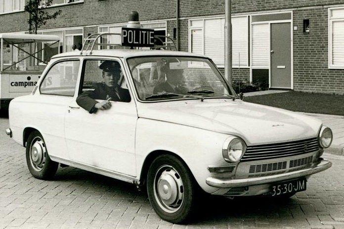 1968 Eindhoven NL DAF 55