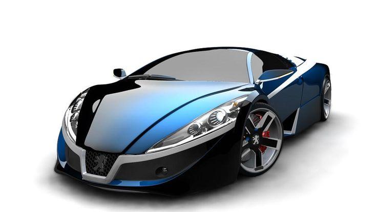 Peugeot #Concept #Car