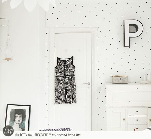 diy-dotty-wall-treatment