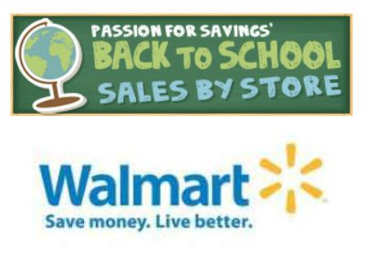 This list is updated each week with the best Walmart Back to School Deals! Be sure to Repin so you can find it easily!