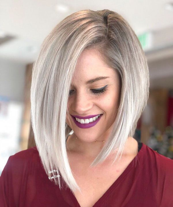 55+ New Bob Hairstyles Ideas for 2018 – 2019