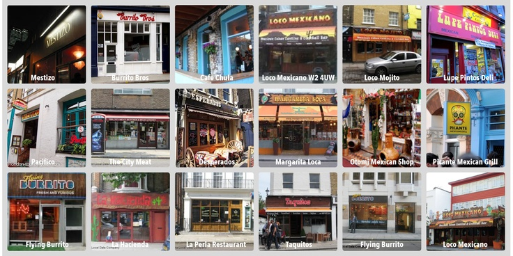 Where to buy KANKUN® chipotle sauce? Check the Top Mexican London Restaurants.