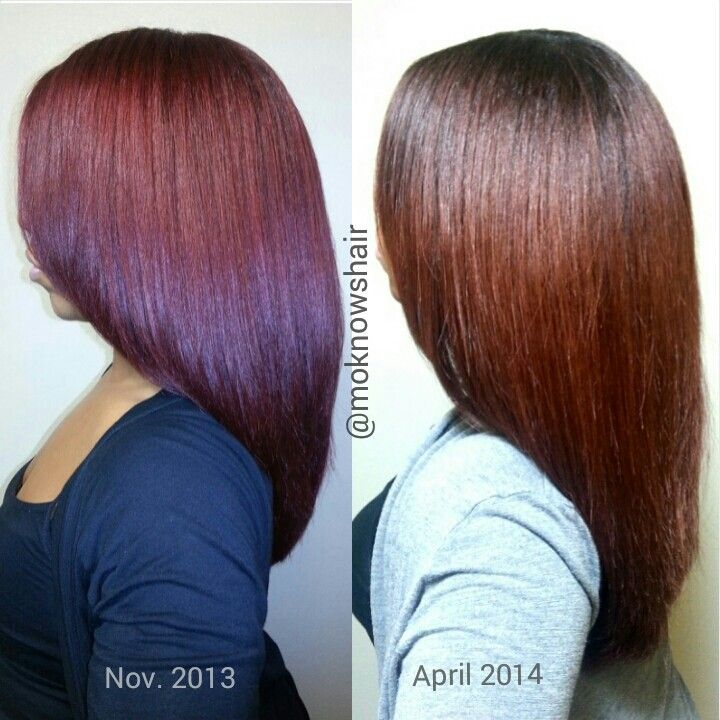 Natural Hair Length Retention Tips