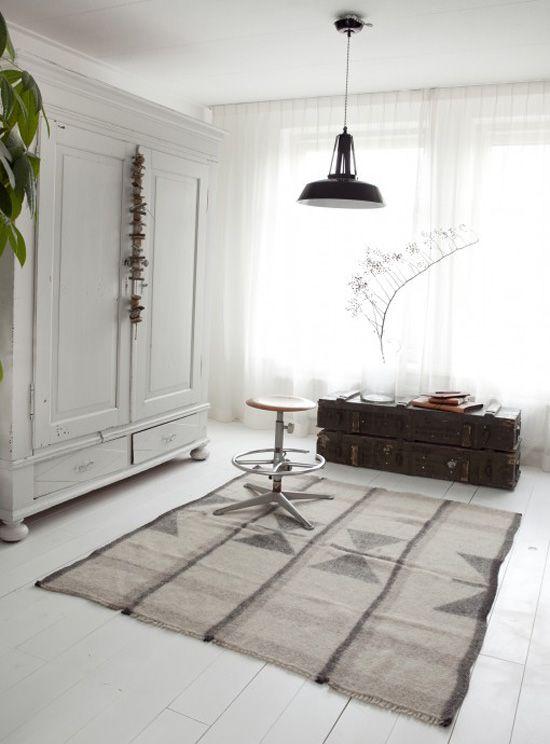 Nothing butneutral - desire to inspire - desiretoinspire.net Love this rug