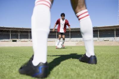 Preseason Soccer Workout Plan   LIVESTRONG.COM
