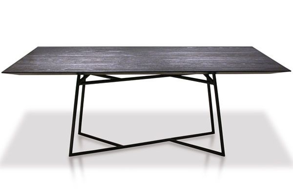 Cliff Young Ltd: Loving the lines of the award-winning RoRo dining table: Fully customizable.