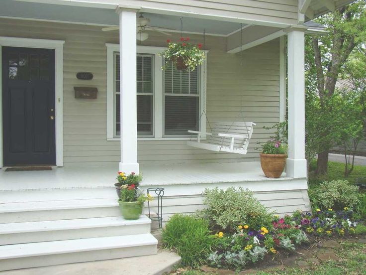 17 best ideas about small front porches on pinterest porch decorating small porches and small. Black Bedroom Furniture Sets. Home Design Ideas