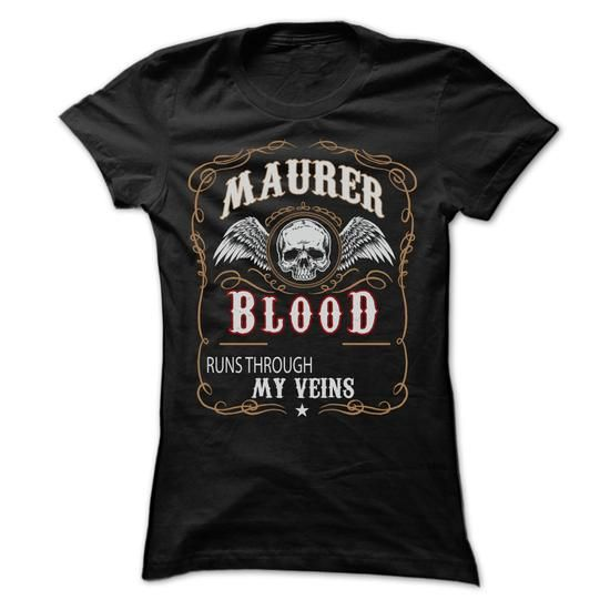 I Love I MAY BE WRONG BUT I AM A   MAURER Shirts & Tees