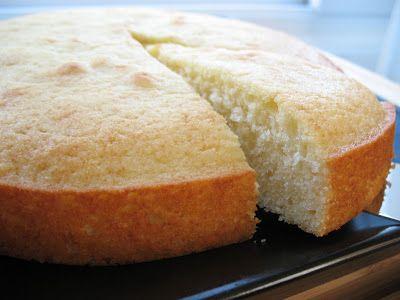 Gâteau au Yaourt à la Vanille - Recette Gateau