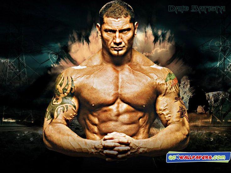 WWE Wallpapers Batista - Wallpaper Cave