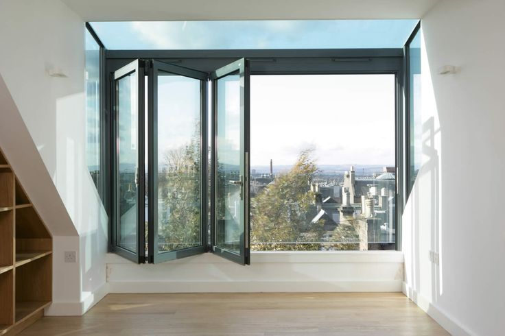 Helen Lucas Architects Edinburgh | project | hartington attic conversion edinburgh | living spaces