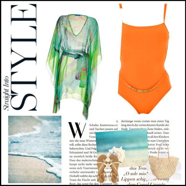 """Zanzibar on the beach"" by gilleastwood on Polyvore"