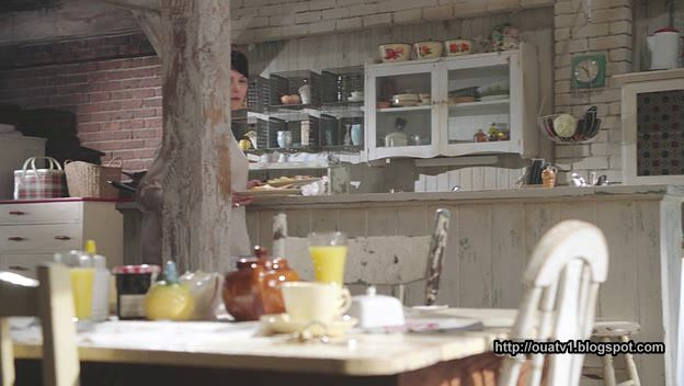 "Mary Margaret Blanchard's (aka: Snow White) Shabby Chic/Kitsch/Rustic/Country loft in ""Once Upon A Time"""