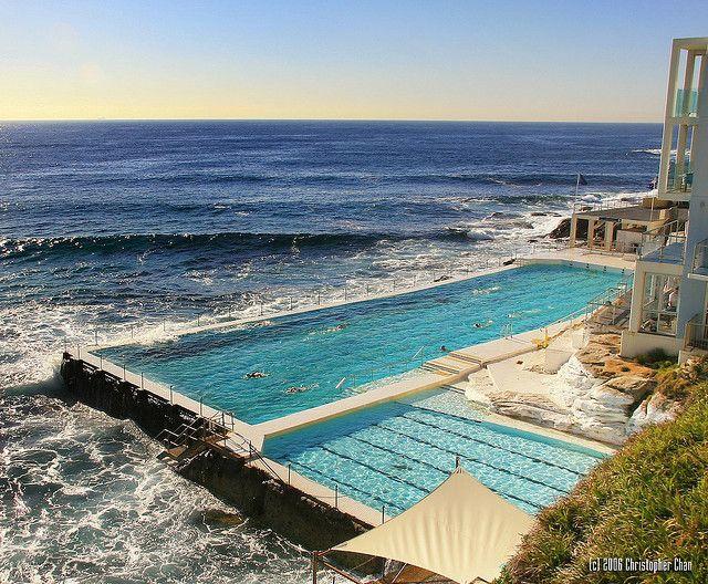 Bondi Baths (Tasman Sea) Sydney, Australia