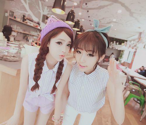 Love Korean ulzzang style <3