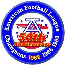 Dec 23rd, 1962- Dallas Texans beat Houston Oilers 20-17 in AFL championship game. It was their last season before moving to Kansas City.