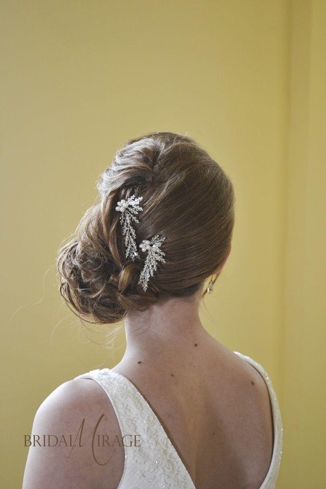 TILDA haircombs #bridalmirage #esküvőikiegészítő #esküvő #swarovski