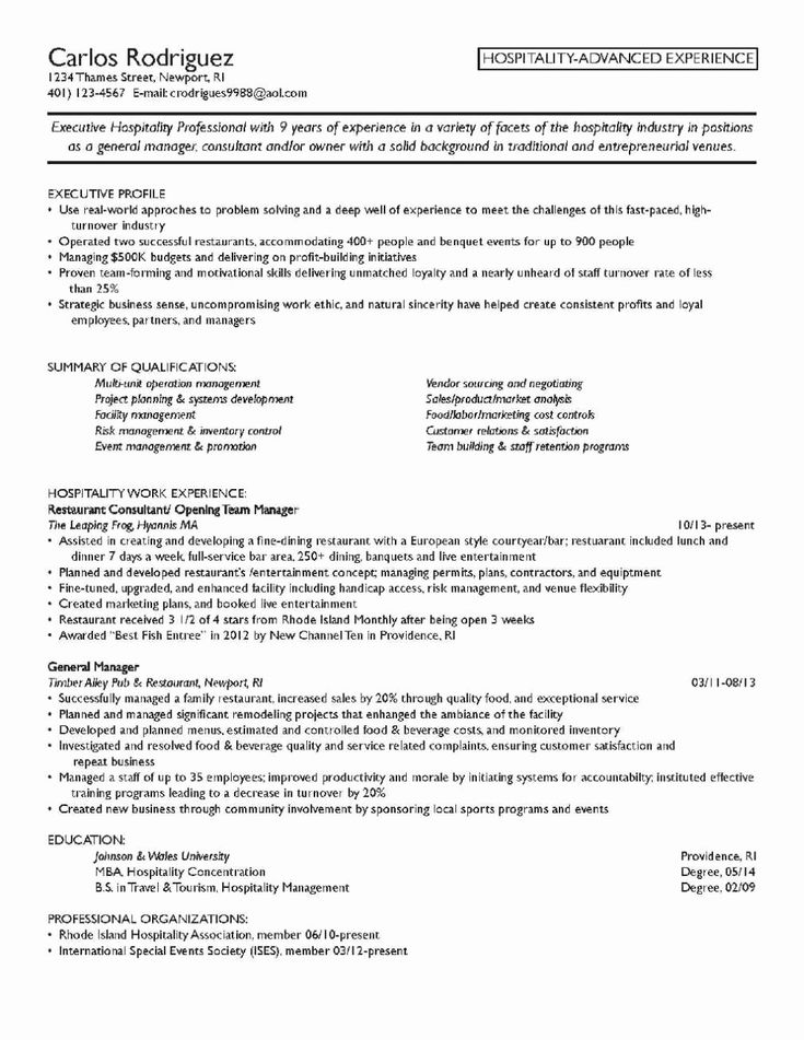 Mba application resume examples unique career objective