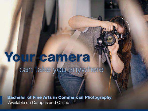 RMCAD – Your camera can take you anywhere #photography #schools #colorado http://missouri.nef2.com/rmcad-your-camera-can-take-you-anywhere-photography-schools-colorado/  # With a Bachelor of Fine Arts in Commercial Photography from RMCAD, your camera can be your passport to a professional career. At RMCAD, you'll find an art and design college where you can embrace creativity, hone your skills, and prepare for a career in your field. Our fully-accredited bachelor's and master's degree…