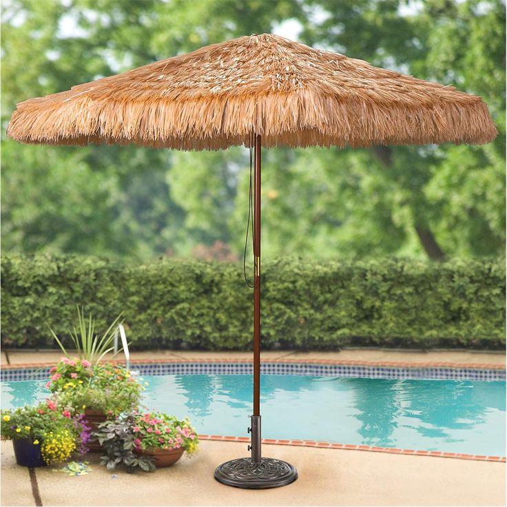 Patio Umbrella Rental: Best 20+ Tiki Umbrella Ideas On Pinterest