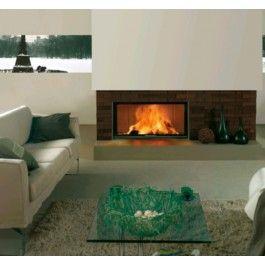De #Spartherm Varia Bh-3S en Varia Bh-4S zijn inbouwhaarden en behoren tot de Linear serie. De haard is voorzien van het unieke gepatenteerde liftdeursysteem waardoor er geen lijsten zichtbaar zijn en een optimaal zicht op het vuur blijft. Het glasraam is kantelbaar voor een eenvoudige reiniging. Het keramisch glas is aan 3 of 4 zijden bedrukt. #Houthaard #Houtkachel #Kampen #Fireplace #Fireplaces #Interieur