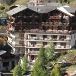 Hotel Edelweiss, Blatten im Lötschental, Switzerland - Facade, Blatten im Lötschental
