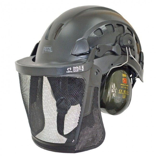 Petzl Vertex Chainsaw Helmet, Optime II/advance, SNR30
