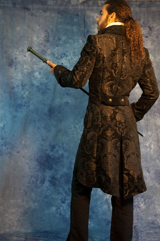 Men S Pirate Coat Steampunk And Victorian