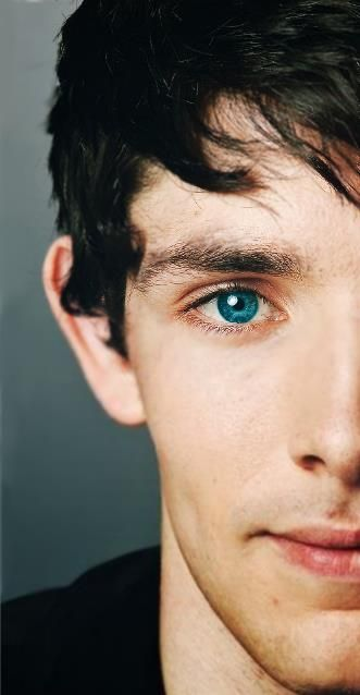 If i was going to make a Vampirates movie, Colin Morgan would have cast as Lorcan Furey. Dark hair, blue eyes that make your knees melt, and Irish. Prefect!