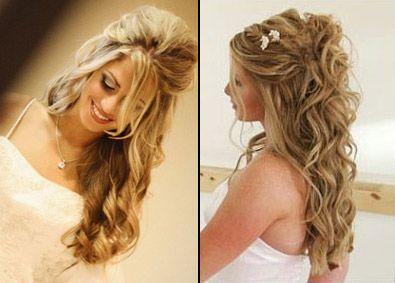 Hej piger Ihh altså skal giftes den 16 og har bare hårkrise som siger spar to:-( Har langt krøllet hår som lever helt deres eget liv, tendens til krus.. Jeg...
