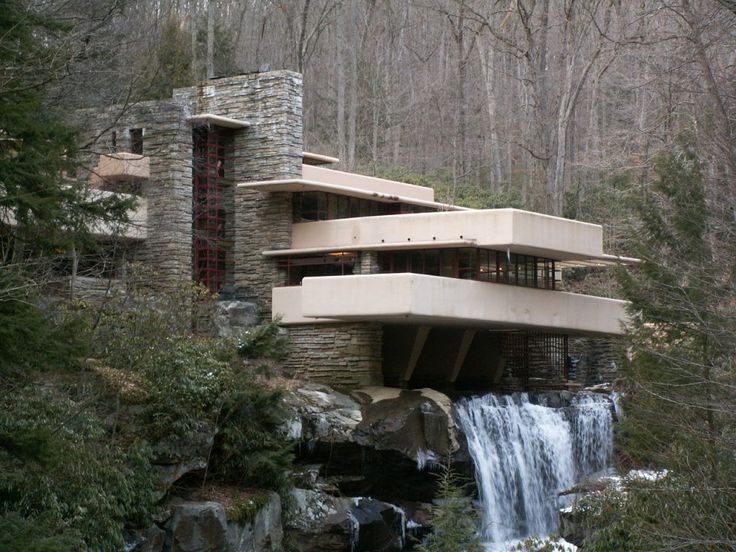 Modern Architecture Frank Lloyd Wright grandes obras de la arquitectura moderna | frank lloyd wright
