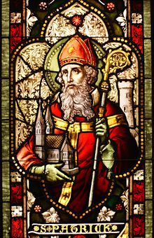 """Saint Patrick the missionary: """"I want to help the natives because I'm a good person! Oh, they don't want to convert to the religion of their oppressors from the religion that their ancestors have practiced since the dawn of time? DRIVE THEM ALL OUT AND CALL THEM SNAKES. ...Now steal their Spring Equinox holiday and name it after me."""""""