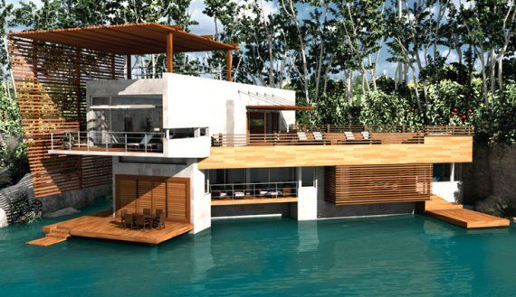 Rosewood Residence, Playa del Carmen, Mexico. (with my lottery winnings…)