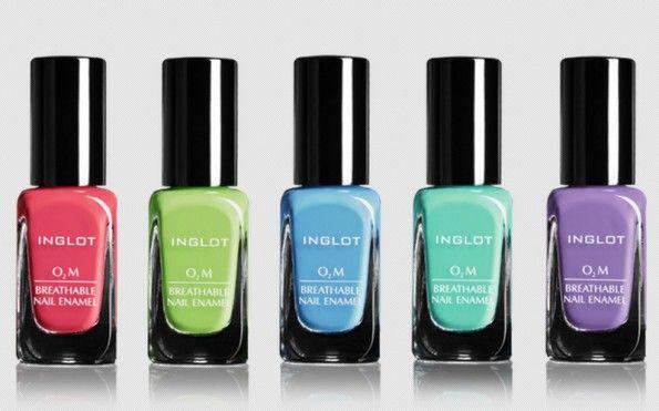 inglot o2m halal nail polish lacquer
