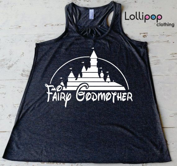 fairy godmother shirt fairy godmother tank top by Lollipopclothing