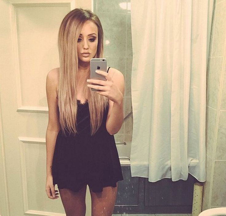 See Charlotte Crosby's shock weight loss in pictures as she's projected on to…