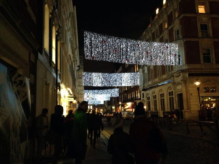 Covent Garden - Henrietta Street