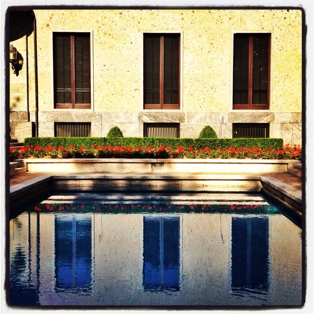 Villa Necchi Campiglio, Milan