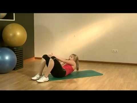 Как быстро похудеть дома! ДОМАШНИИ упражнения для похудения. Фитнес