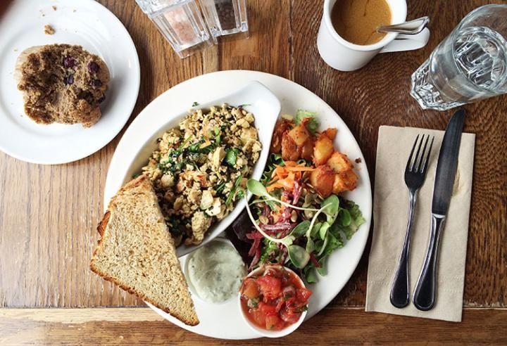 Enjoy savoury brunch favourites for lunch all week at these 7 Vancouver Restaurants