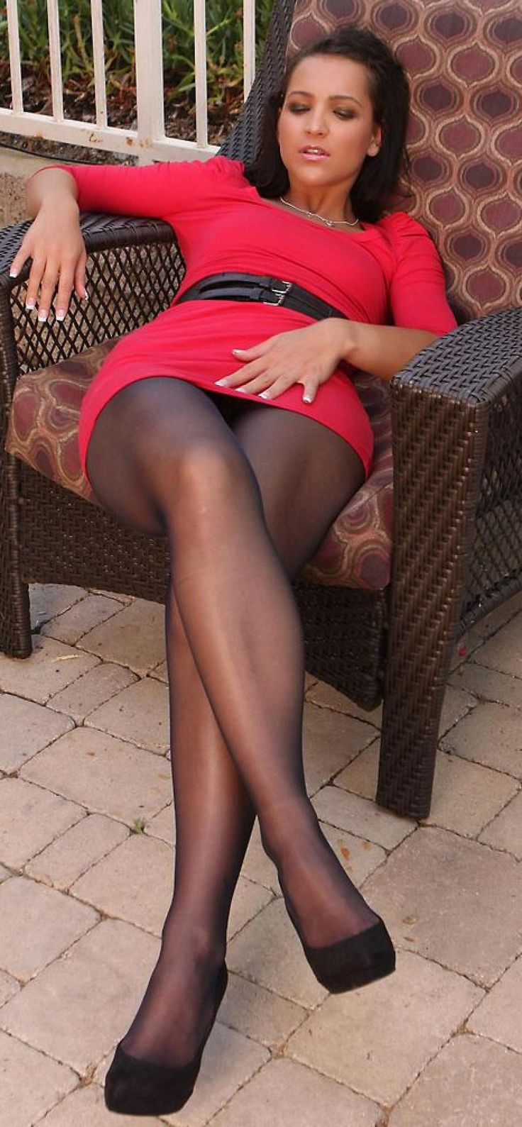 Legs Skirt Pantyhose This Conversation 102