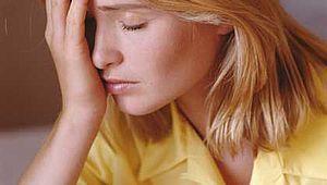 Cluster-Kopfschmerzen treten immer einseitig auf